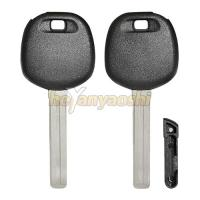 Buy cheap Portable Toyota Auto Car Keys Replacement B - 00021 Model With Broken Key Case product