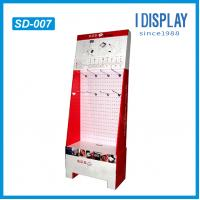 Buy cheap sidesick hook hanging cardboard displays for accessory from wholesalers