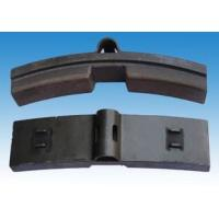 Buy cheap High Friction Casting Iron and Composite Railway Brake Shoes from wholesalers