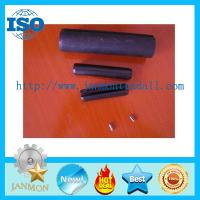 Buy cheap Slotted Spring Pin(Spring steel 65Mn &Stainless steel),Black roll pin,Black split pin,Heavy type spring pin from wholesalers