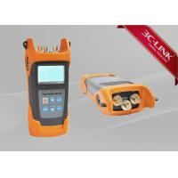 Buy cheap PON Power Meter, Fiber Optic Tester online power meter with 1310/1490/1550nm from wholesalers