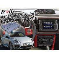 Buy cheap Volkswagen Beetle GPS Navigation Video Interface Android System With Google App from wholesalers