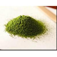 Buy cheap Herbal Flavour Organic Matcha Green Tea Powder Mixed With Milk / Sugar from wholesalers