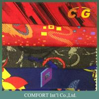 Buy cheap Classic Printing Auto Upholstery Fabric 200 - 230gsm 150cm Width product