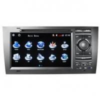 Buy cheap Audi A6 GPS Navigation DVD Radio Player Head Unit with Sat Nav Audio Stereo System from wholesalers