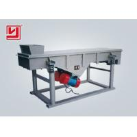 Buy cheap Linear Vibratory Sand Screening Machine For Abrasive Industry High Efficiency from wholesalers