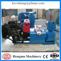 Buy cheap Easy operation flat die pellet machine biomass with CE approved from wholesalers