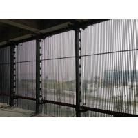 Buy cheap Thin Flexible Led Curtain Display Aluminum Alloy Surface Anodic Oxidation Process from wholesalers