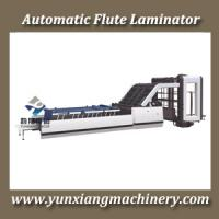 Buy cheap Automatic Flute Laminator Machine from wholesalers