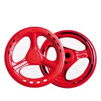 Buy cheap Stable Cast Iron Handwheel Machining Smooth Surface 0.05mm Min Tolerance from wholesalers