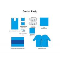 Buy cheap Implant Disposable Surgical Packs Split Drape Surgical Procedures Hospitals from wholesalers