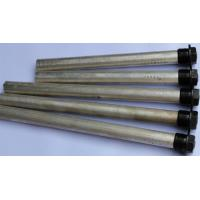 Buy cheap Extruded Round Water Heater Anode Rods , Aluminum Anode Rod For Water Heater , heater treater anode rod from wholesalers