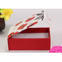 Buy cheap Luxury Printed Magnetic Gift Box / Retail Packaging Boxes Book Shape from wholesalers