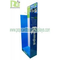 Buy cheap MDF Pop Cardboard Displays With Metal Hooks / Camping Tent Standee Display Enps114 from wholesalers