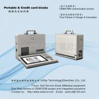 Buy cheap Portable kiosks from wholesalers