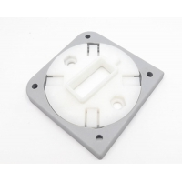 Buy cheap 5000 Shots Double Cavity POM ABS Plastic Injection Mold from wholesalers