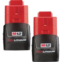 Buy cheap For Milwaukee battery M12,48-12-2401,C12B battery from wholesalers