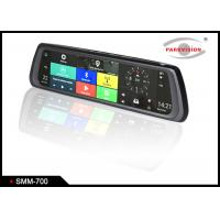Buy cheap 9.9 Inch LCD DVR Mirror Monitor , Full Touch Android GPS FHD Car Camera product