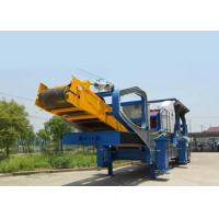 Buy cheap High Performance Mobile Portable Crusher Plant Track Mounted Jaw Crusher from wholesalers