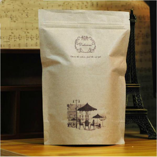 Specialty Coffee Packaging tenka Bags