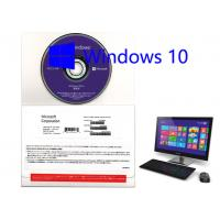 Buy cheap Japanese Language OEM Win 10 Pro Retail Version with Product Sticker 1pk DSP from wholesalers