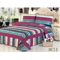 Buy cheap plaid patchwork bedding sets  100% Cotton Patchwork Quilt 3PCS & 4 PCS Bed Setting from wholesalers