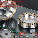 Buy cheap Metal Bond Diamond Cup Wheel Alisa@moresuperhard.com from wholesalers