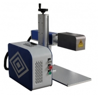 Buy cheap 3D Dynamic Focus MOPA 60W 100W Fiber Laser Marker Machine from wholesalers