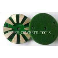 Buy cheap 100mm Metal Bond Diamond Floor Grinding Disc from wholesalers