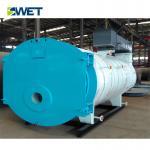 Buy cheap Industrial Steam Generator Boiler Low Pressure 6t Waste Oil Water Tube Food Industry Applied from wholesalers