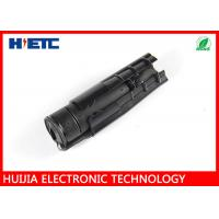 """Buy cheap Telecommunication DIN 716 Fiber Splice Case for 1/2"""" Jumper Coax Cable product"""