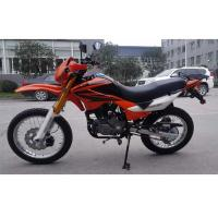 Buy cheap Orange Gas Powered Dirt Bikes 250cc4 Stroke Singe Cylinder With 12L Tank from wholesalers