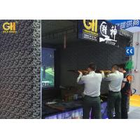 Buy cheap 4 Players Virtual Shooting Simulator / Game Center Indoor Hunting Machine product