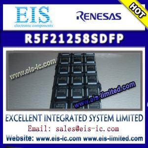 Buy cheap R5F21258SDFP - RENESAS - RENESAS 16-BIT SINGLE-CHIP MCU R8C FAMILY / R8C/2x SERIES product