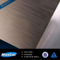 Buy cheap Aluminum Ceiling Panel and Aluminum Panels Painted Wood from wholesalers