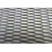 Buy cheap Durable Expanded Metal Mesh Panels , Diamond Wire Mesh Panels Low Carbon Steel from wholesalers
