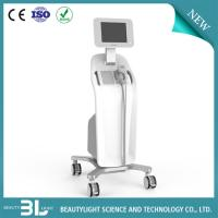 Buy cheap Verticle Style Ultrasound Slimming Machine To promote and accelerate the body metabolism from wholesalers