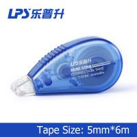 Buy cheap Tear-resistant Mini Liquid Correction Tape Student School Stationery from wholesalers