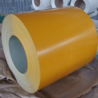Buy cheap High Performance Prepainted Aluminum Coil Color Coated Aluminium Coil from wholesalers