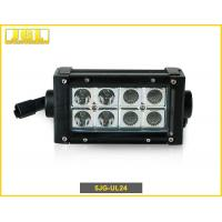 Buy cheap 24w Double Row LED Light Bar 4 X 4 For Off Road Car / 6 Inch Led Light Bar from wholesalers