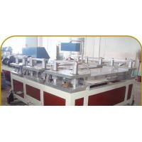 Buy cheap Twin Screw Plastic Extrusion Machine , WPC Board Production Line from wholesalers