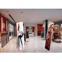 Buy cheap Floor Standing LED Poster Display Screen Ultra Thin Advertising Panel from wholesalers