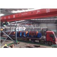 Buy cheap Steel Conductor Cable Stranding Machine 37 Kw With Traverse Device from wholesalers