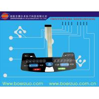Buy cheap Flat Keypad Waterproof Membrane Switch LED for Analytic Instrument from wholesalers