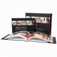 Buy cheap Printing Service for Case Bound Book, Specific Requirements are Available from wholesalers