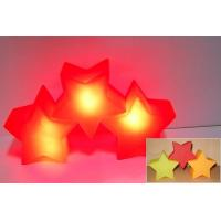 Buy cheap Luminous LED Flashing Star / Light Up Flowers Toy Non Phthalates Tea Light from wholesalers
