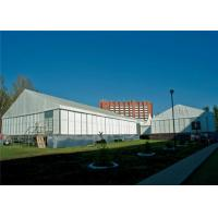 Buy cheap 15m * 40m ABS Solid Aluminium Frame Tents For Storage / Exhibition / Party from wholesalers