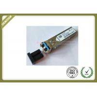 Buy cheap SFP 1.25G 1310nm 20km GLC-LH-SM Singlemode metal type compatible with Cisco product