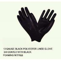 Buy cheap Latex Foaming and Nitrile Polishing Gloves from wholesalers
