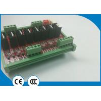 Buy cheap MOSFET  Motors PLC Transistor Module 8 Road Status Indication For Each Input from wholesalers